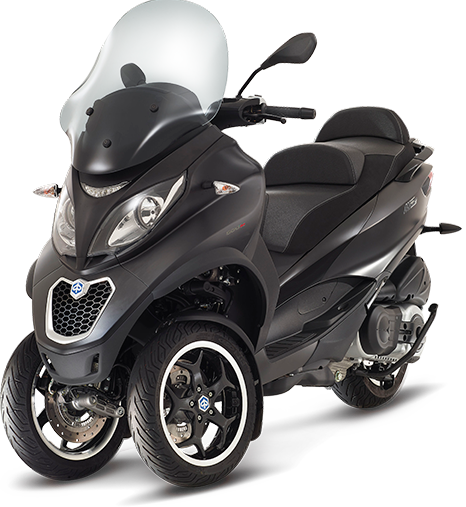 Piaggio MP3 Official Website - Piaggio.com