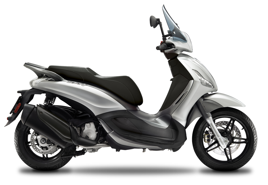 Piaggio Motorcycle and Scooter Brands