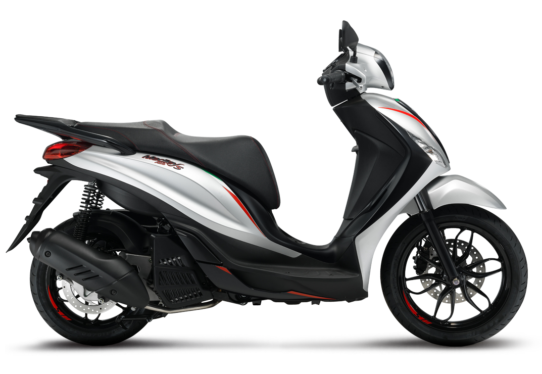 2018 Medley ABS S 125cc (Phiên bản đặc biệt)