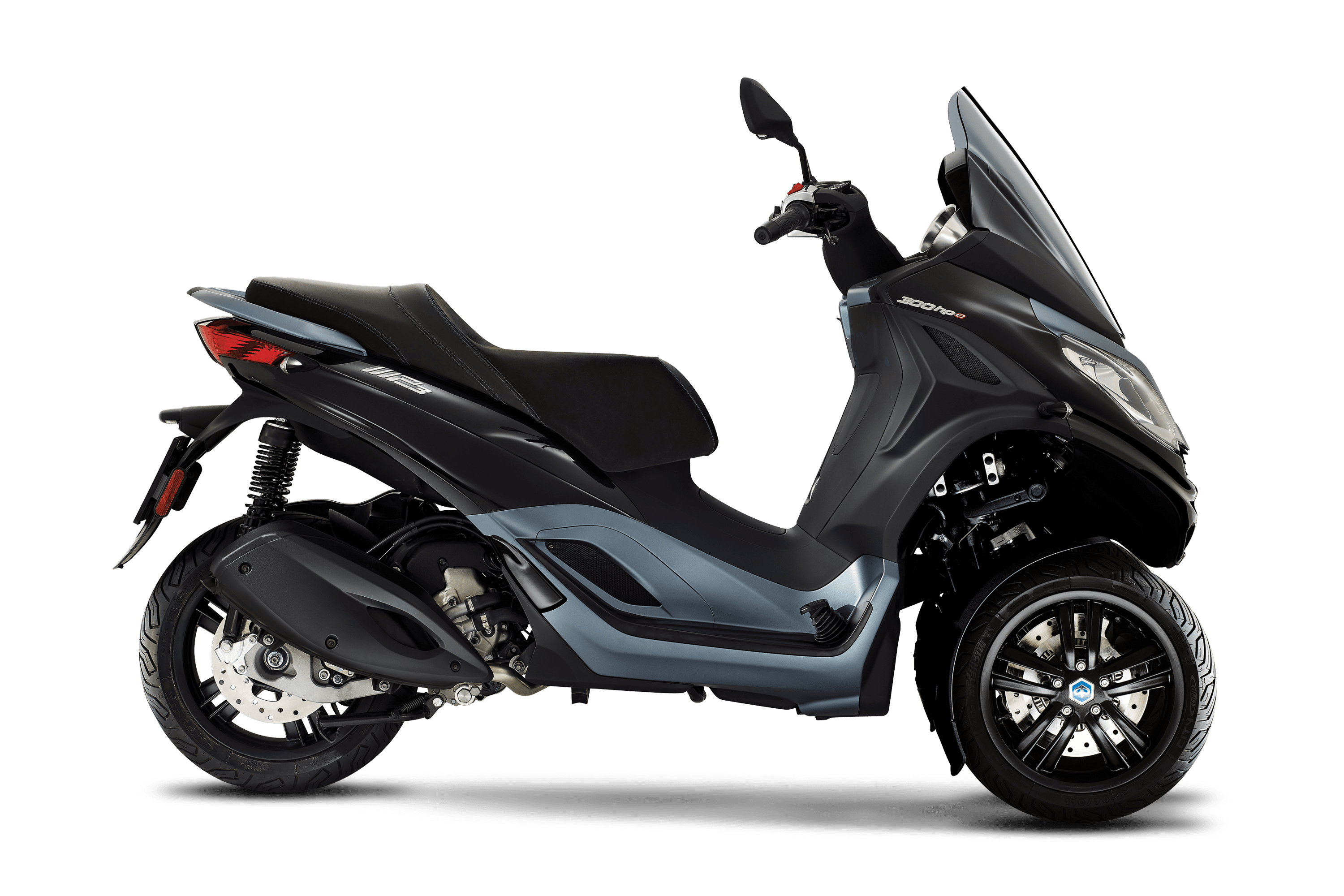 Piaggio Mp3 300 E5 Black