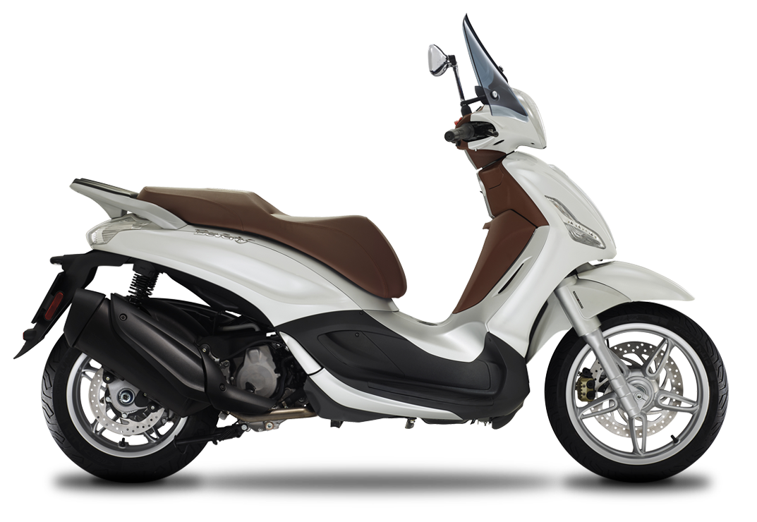 Piaggio Beverly 350 Abs Asr Bianco Iceberg