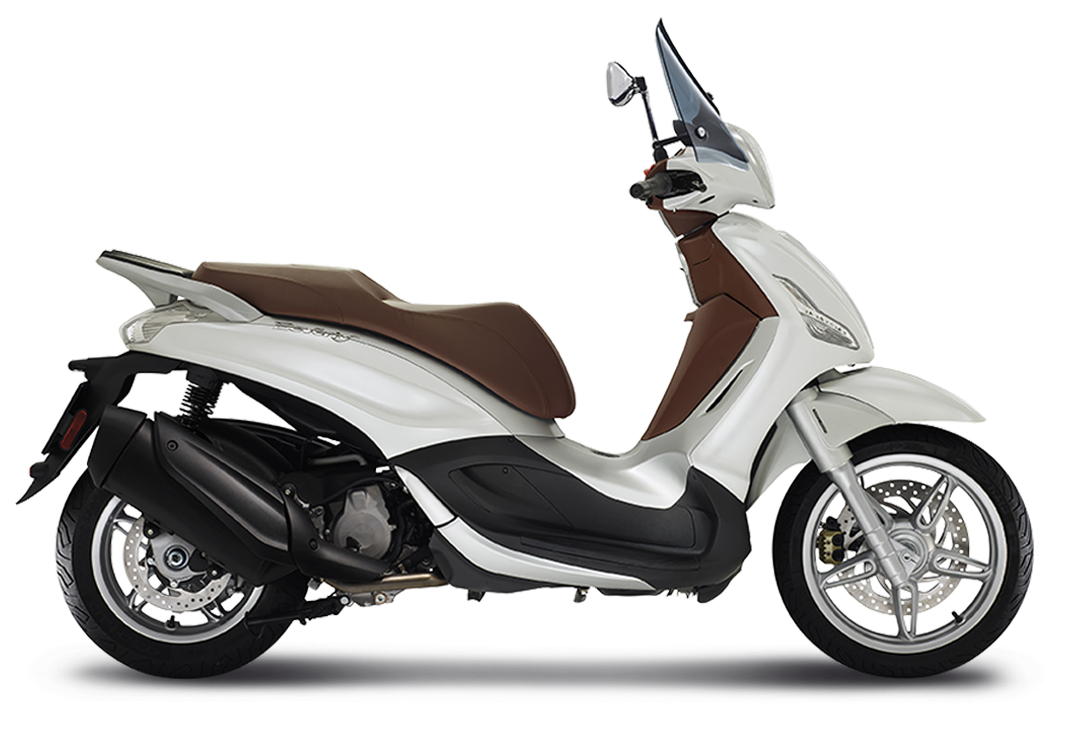 Piaggio Beverly 350 Sport Touring Bianco 00